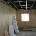 Ceiling Battened