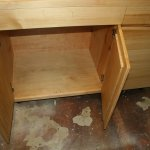 Underbench Cupboard